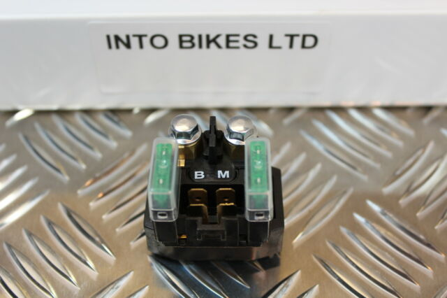 NEW Starter Solenoid Solonoid Relay For The Yamaha FJR1300 2002 - 2007