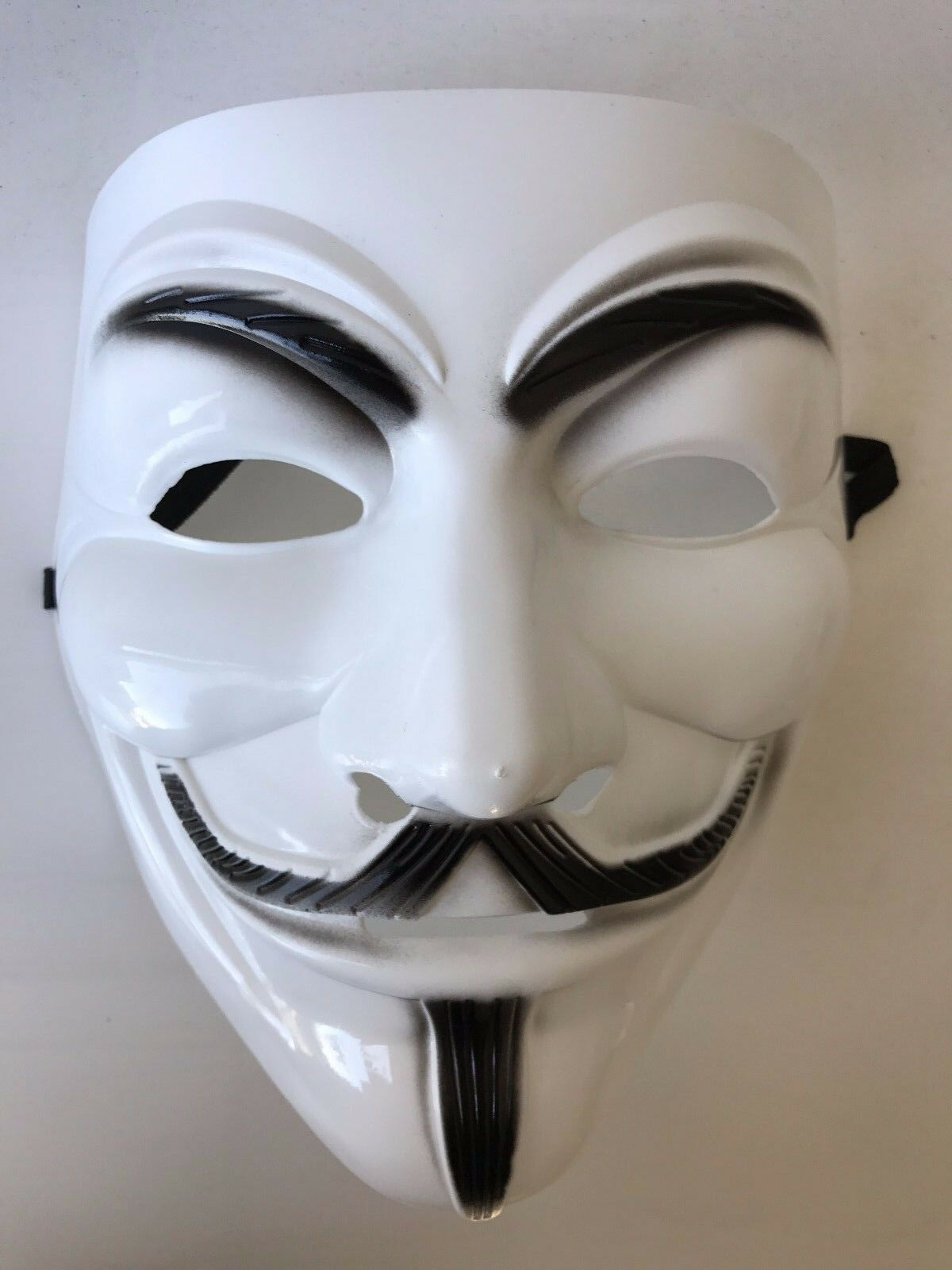 lot v for vendetta mask unisex adult halloween costume fawkes