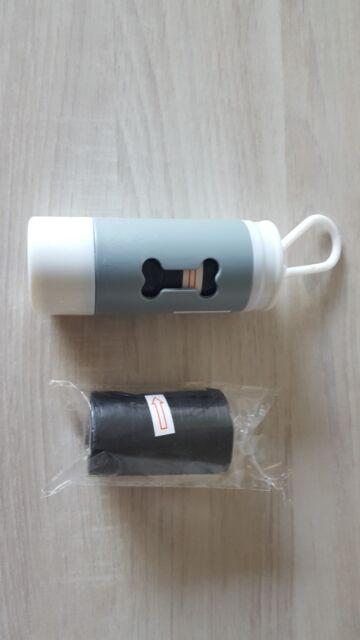 Gassifreund Hundekotbeutel mit LED Taschenlampe Kotbeutel Box Spender+ Ersatz-RB
