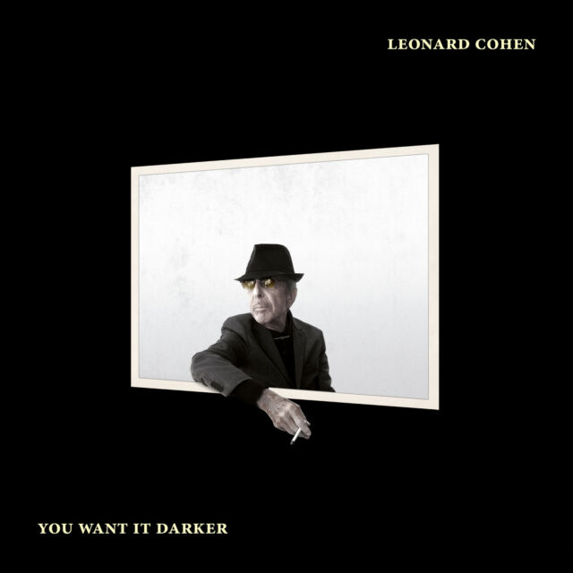 You Want It Darker - Leonard Cohen (Album) [CD]