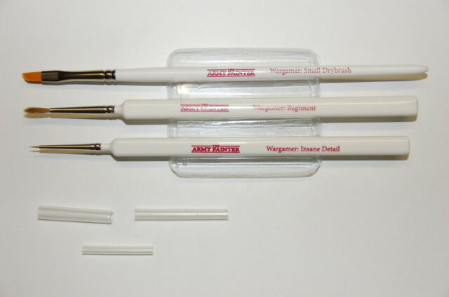 Army Painter - Starter Set Brush PIECE 5108 - New / Original Packaging