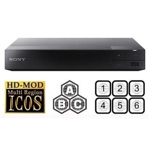 Sony BDP-S6700 3D BLU-RAY DVD CD player *MULTI-REGION /  REGION-FREE upgraded