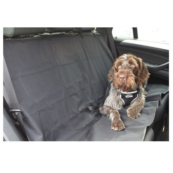 Ancol Heavy Duty Waterproof Car Seat Protector - Dog / Pet Travel Seat Cover