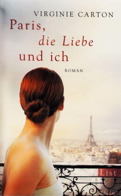 *g- PARIS, die LIEBE und ICH - von Virginie CARTON tb (2014)