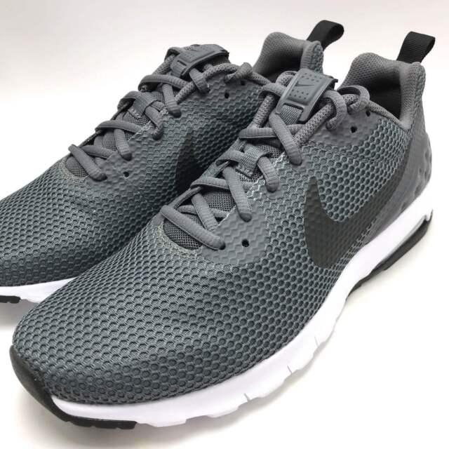Nike Air Max Motion LW SE Men's Running Shoes Dark Grey/Black-White 844836