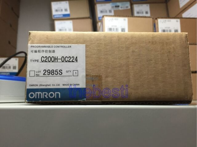 One PC New Omron C200H-OC224 PLC In Box