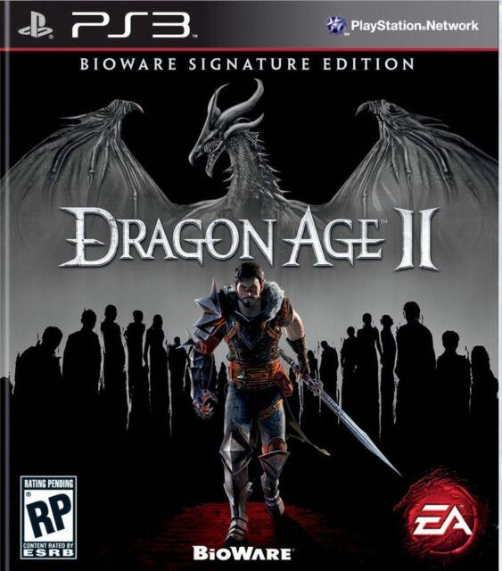 Dragon Age II Signature Edition PS3