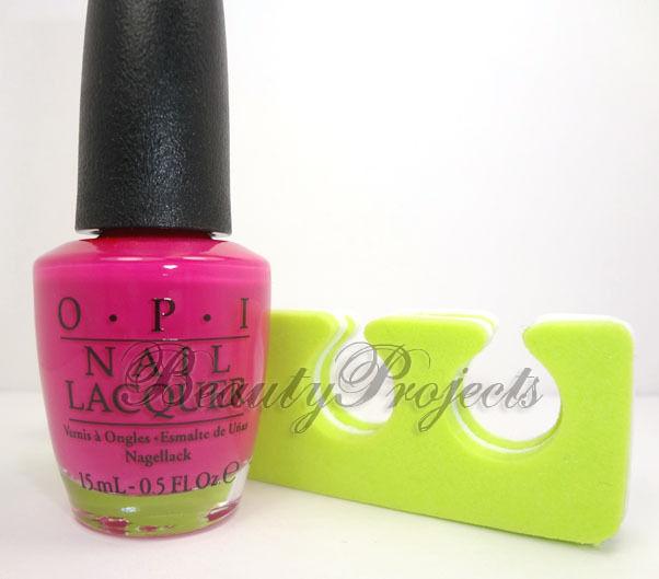 OPI Nail Polish Girls Love Ponies NL F72 .5oz Full Size Bonus Fast ...