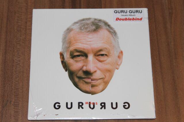 Guru Guru - Doublebind (2011) (CD) (Trance-Music – TM 0111) (Neu+OVP)