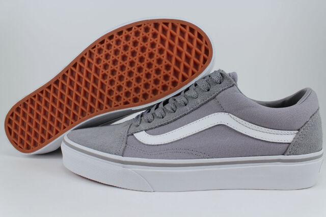 vans old skool gray