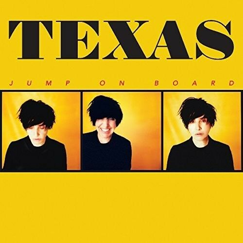 Texas - Jump On Board [New CD] UK - Import