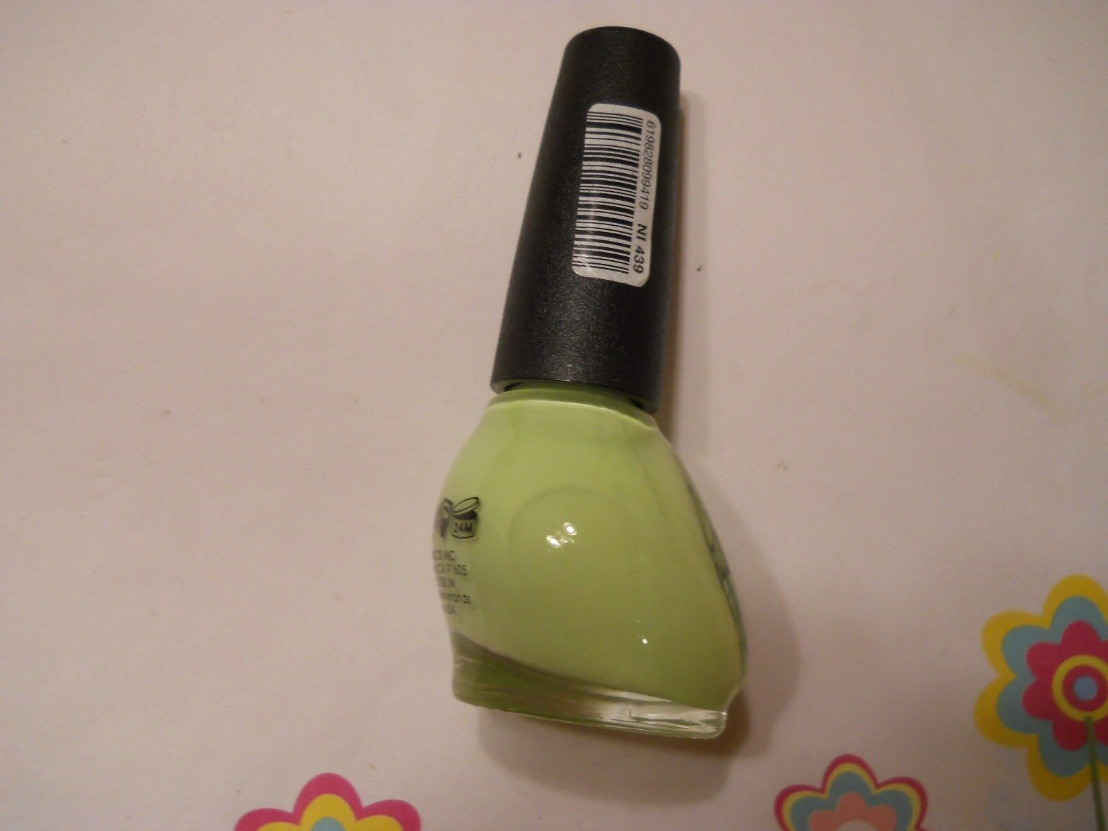 Nicole by OPI Nail Polishes 15ml 439 - Lay It on The Lime | eBay