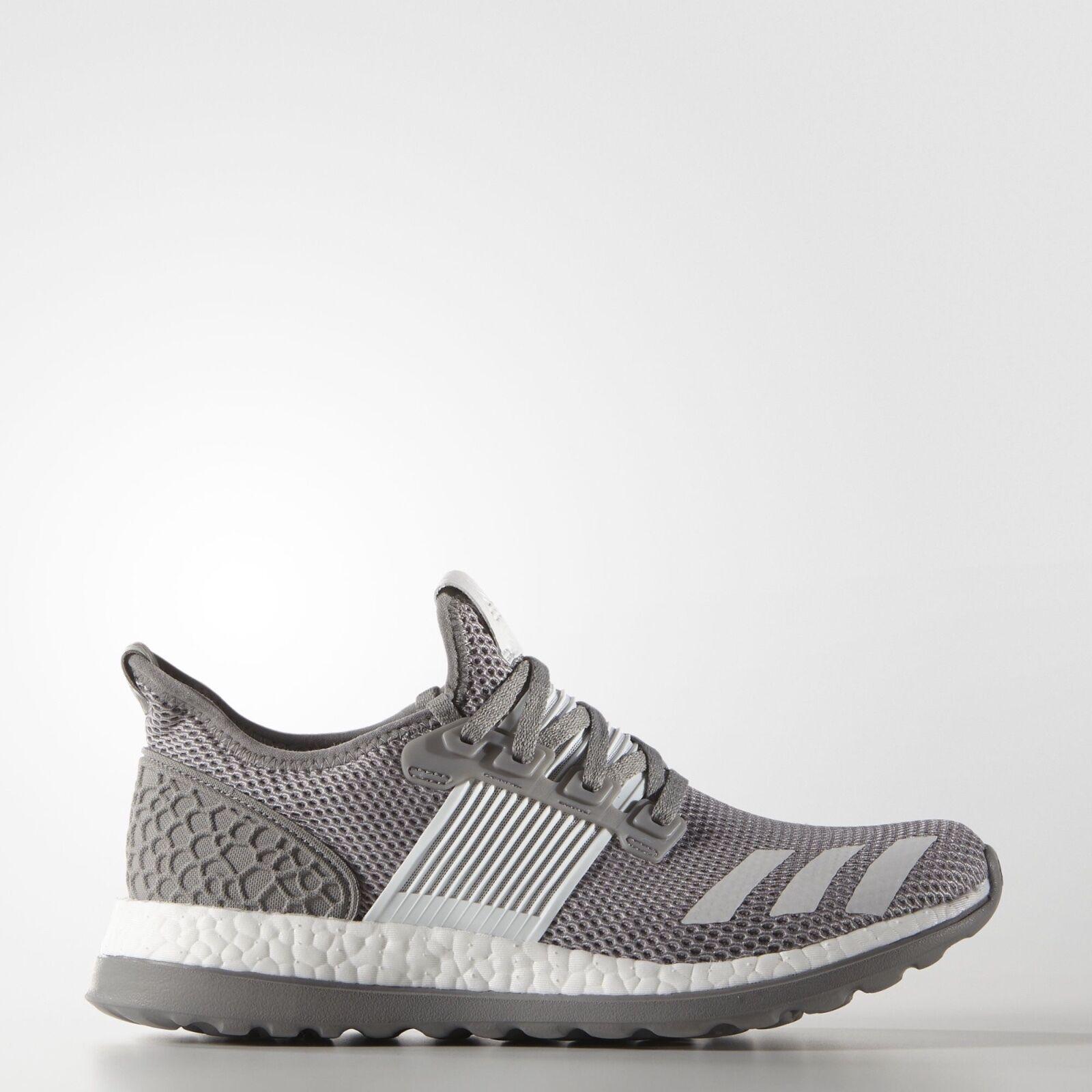 7cb5b12ebc0ec ... adidas pure boost zg mesh men sneakers grey boost gray running shoes  light gray man 6ec06 6fe55  shopping picture 1 of 5 d0853 69f77