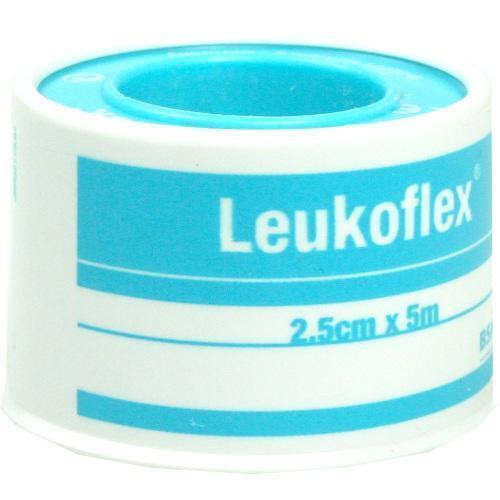 LEUKOFLEX Verbandpfl.2,5 cmx5 m 1 St PZN 624953