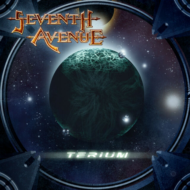 SEVENTH AVENUE - Terium - CD - 200592