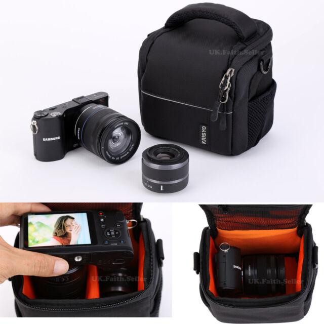 Shoulder Waist Camera Case Bag For Compact System Panasonic LUMIX DMC GX80