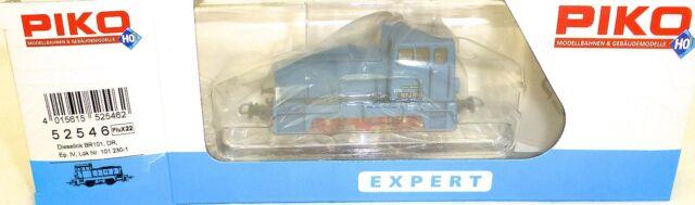 BR 101 230 1 Diesellok blau DR EpIV PIKO 52546 PluX22 H0 1:87 HU2 µ *