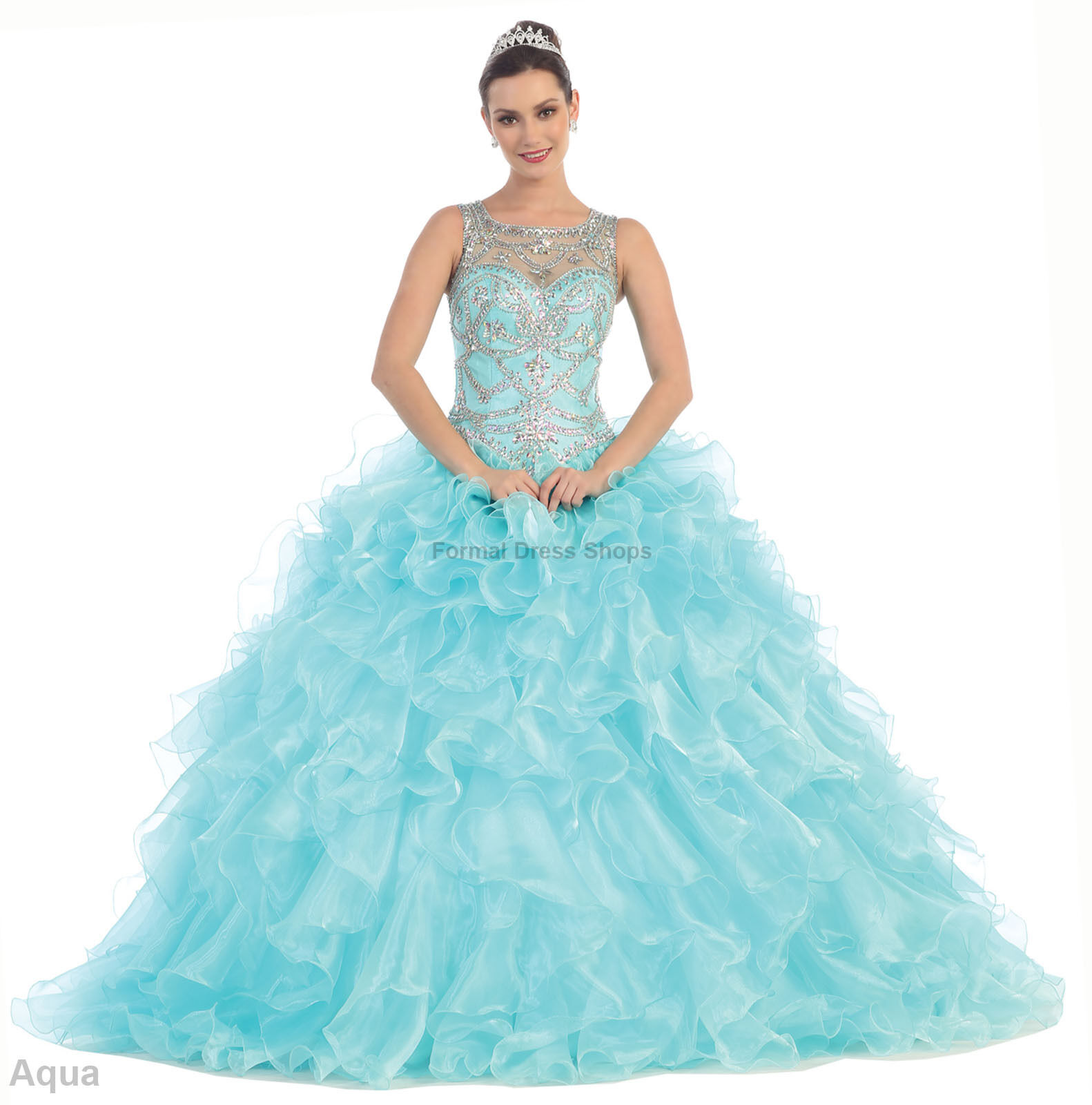 Military Ball Prom Gown Sweet 16 Party Masquerade Pageant Formal ...