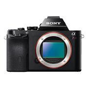Sony α (alpha) 7R 36.4 Megapixels Digital Camera ...