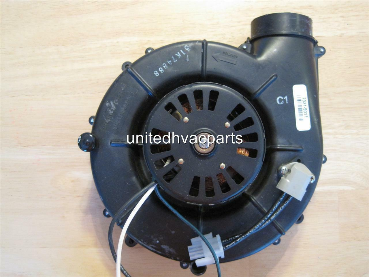 Trane furnace fasco draft inducer motor assembly d330757p01 7021 picture 1 of 1 sciox Gallery