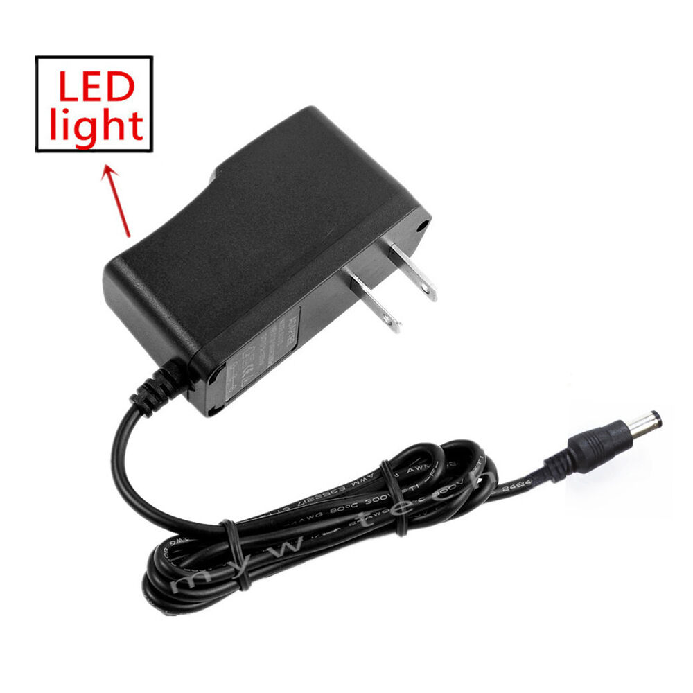 Picture 1 of 3 ...  sc 1 st  eBay & Generic 9v AC Adapter for X Rocker Game Gaming Chair 51231 Power ...