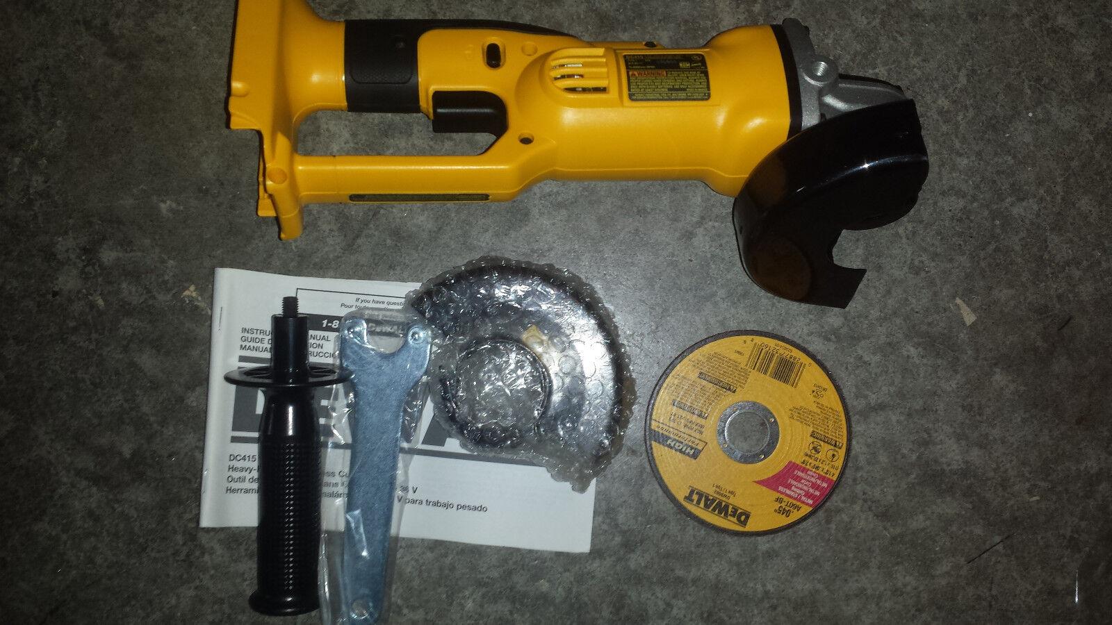dewalt cut off tool. picture 1 of 4 dewalt cut off tool
