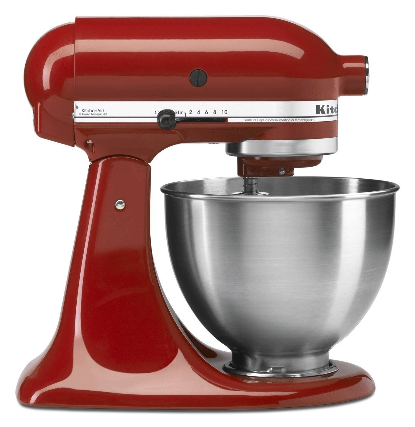Brand New KitchenAid Stand Mixer Tilt 4.5 Quart Ksm8 All Metal Many Colors