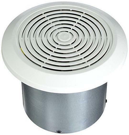 Mobile Home Trailer 115V Bathroom Ceiling Vent Exhaust Fan 75 CFM V2262 100