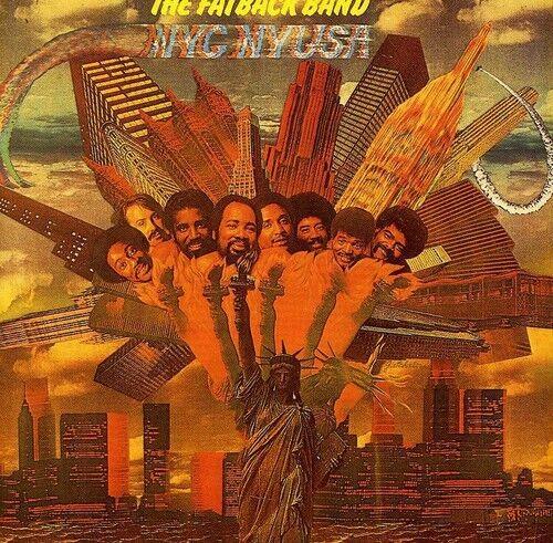 The Fatback Band - NYC NY USA [New CD] UK - Import