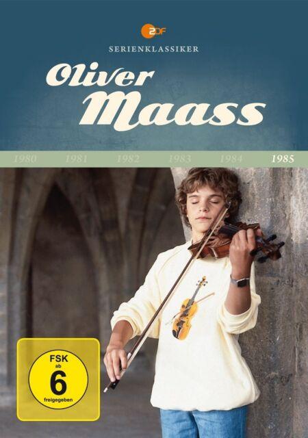 Oliver Maass - Die komplette Serie * NEU OVP * 2 DVDs