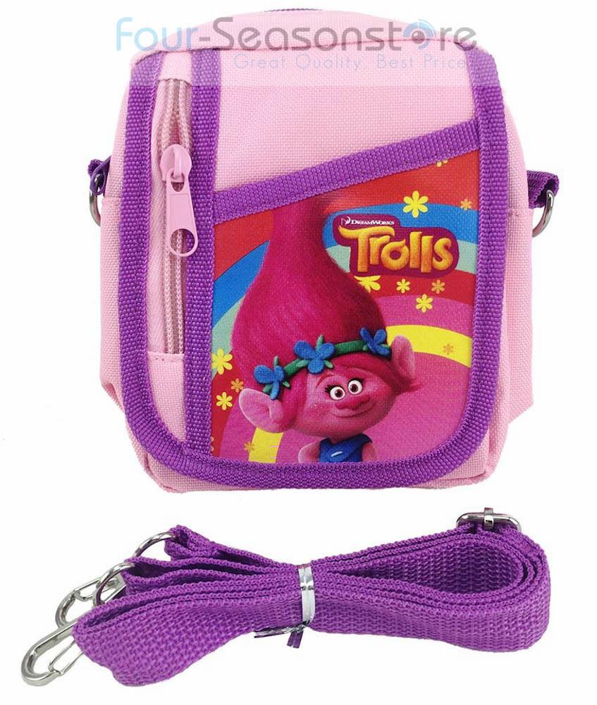 471fa099c278e item 4 Trolls Poppy Light Pink Camera Pouch Bag Wallet Purse with Shoulder  Strap -Trolls Poppy Light Pink Camera Pouch Bag Wallet Purse with Shoulder  Strap