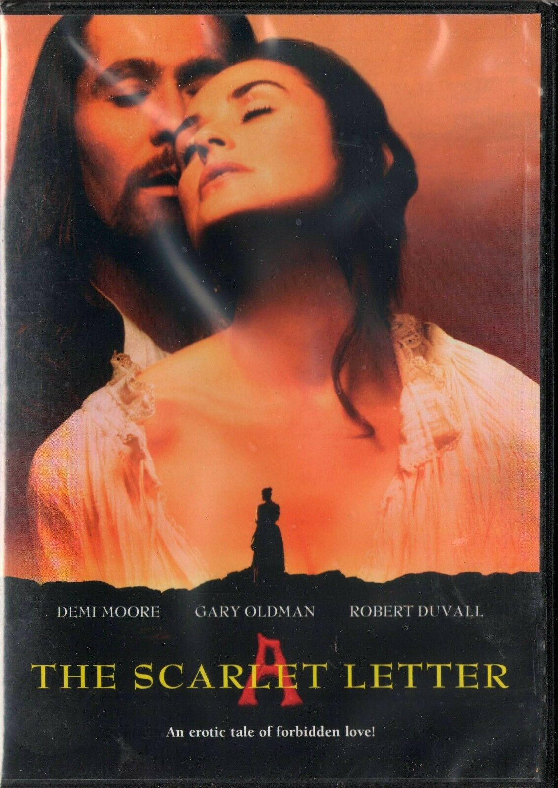 The scarlet letter dvd 2002 demi moore gary oldman rated r ebay picture 1 of 1 madrichimfo Images