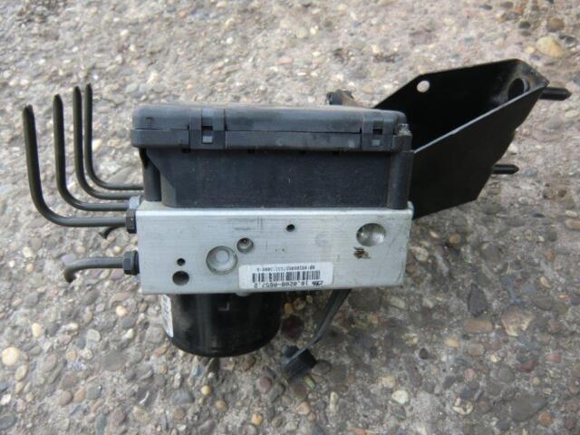 BMW E46 M3 DSC 3 ES Hydraulikblock Hydroaggregat Steuergerät  Controller 2229801