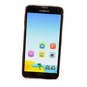 Samsung Galaxy S5 SM G900F  16 GB  Copper gold  S...