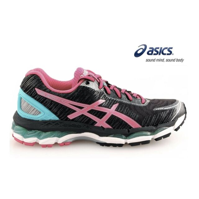 ASICS GEL GLORIFY 2 scarpe ginnastica donna trail running triathlon T65RQ 9021
