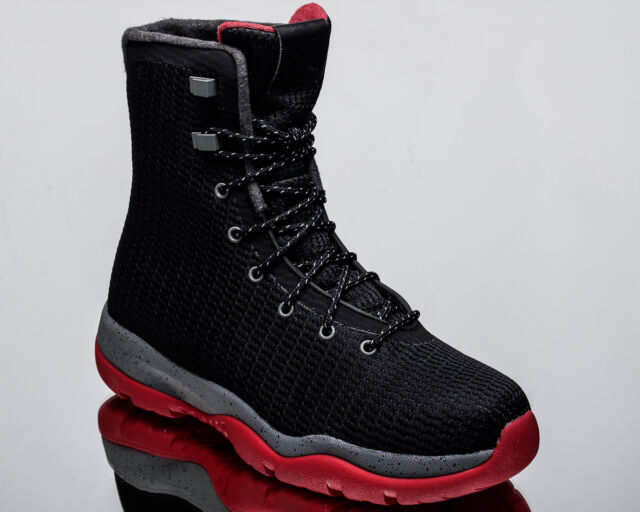 Jordan Future Boot men lifestyle casual shoes NEW black gym red grey  854554-001