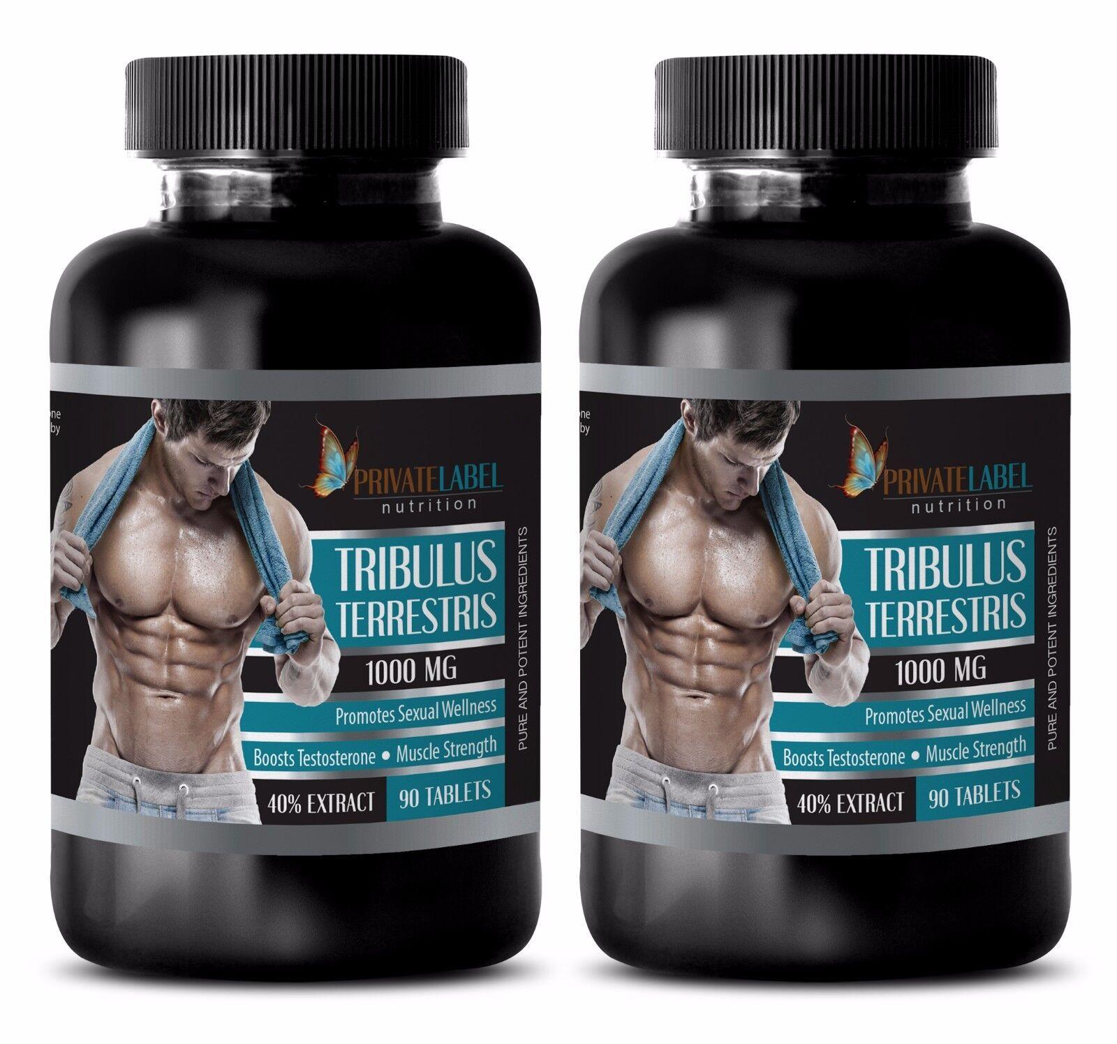 tribulus terrestris powder 1000mg male enhancement testosterone 2 b