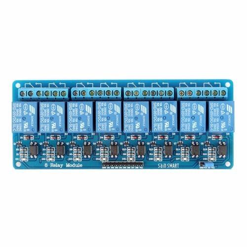 8-Kanal Relais Modul 5V/230V Optokoppler 8Channel Relay For Arduino Raspberry DE