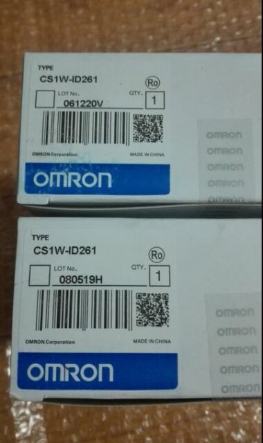 1PCS NEW Omron PLC MODULE CS1W-ID261