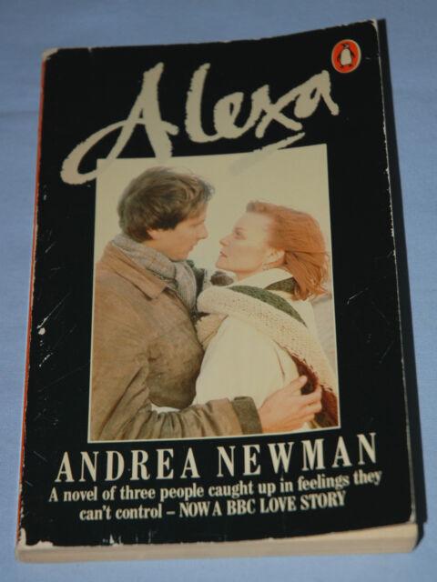 ALEXA Andrea Newman p/b Penguin 1982