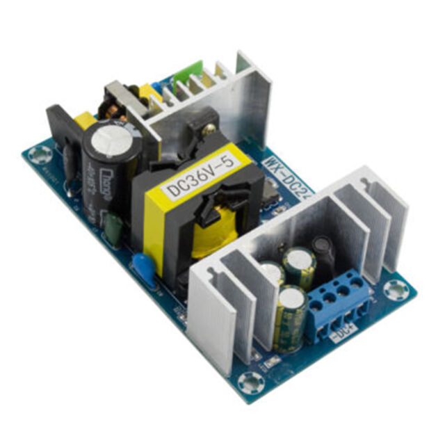 Ac-dc Inverter 100-265v to 36v 5a Switching Power Supply Adapter ...