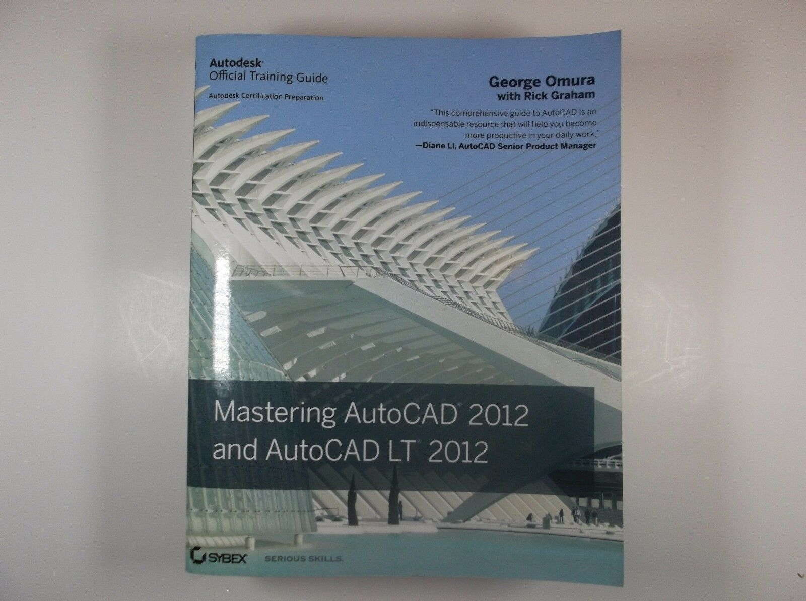 mastering autocad 2012 and autocad lt 2012 by george omura 2011 rh ebay com AutoCAD Instruction Manual AutoCAD LT Manual