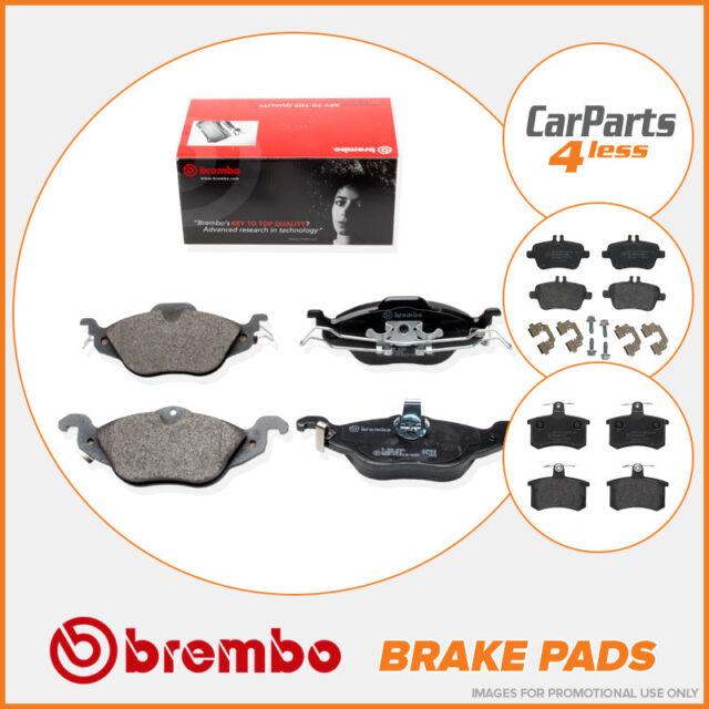 Brembo P54030 Pad Set Front Brake Pads Mitsubishi Lancer Galant MK6 Estate
