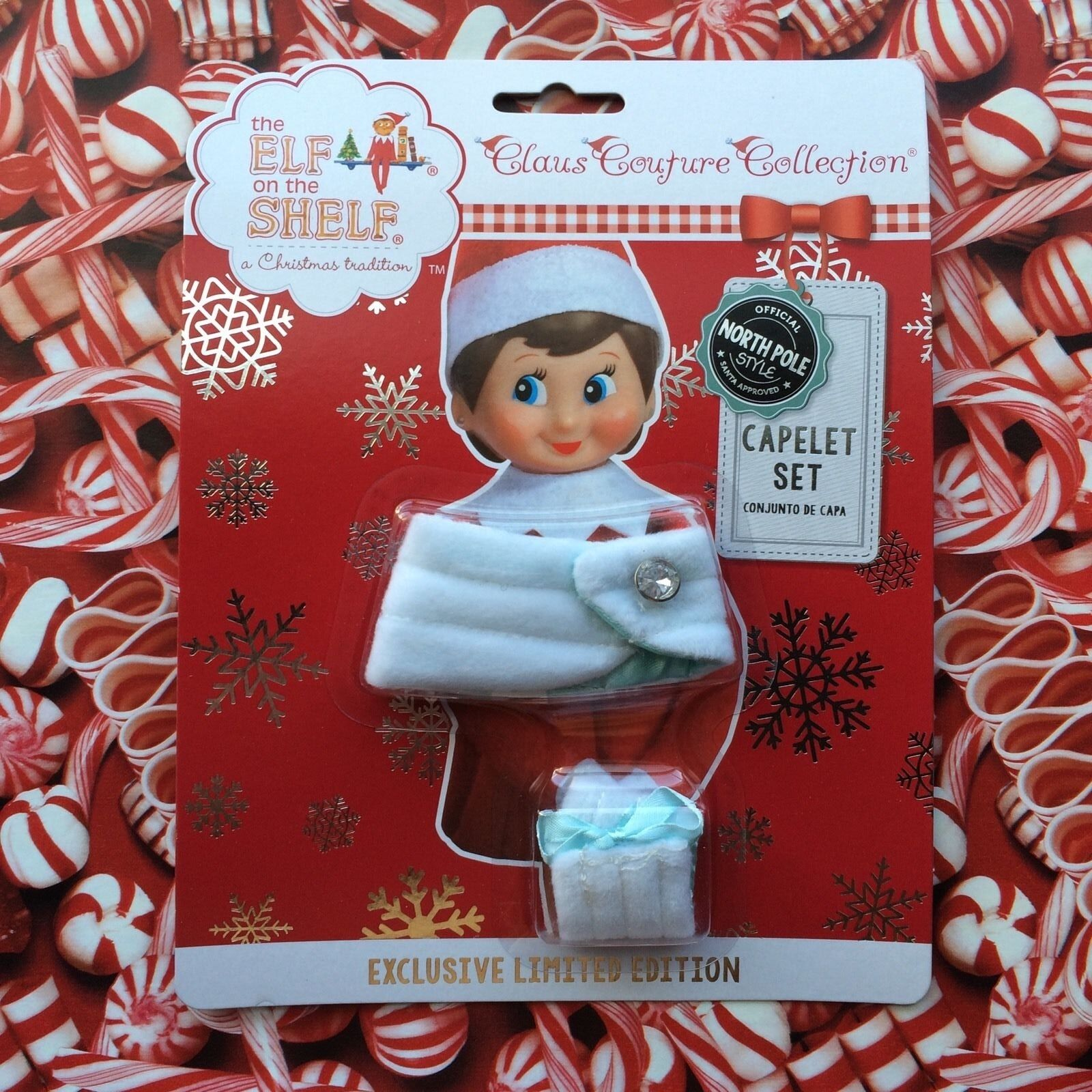 The Elf on the Shelf Clothes