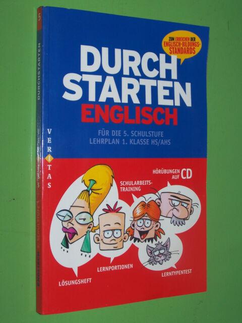 Durchstarten in Englisch Für die 5. Schulstufe HS/AHS Mit CD & Lösungsheft (68)