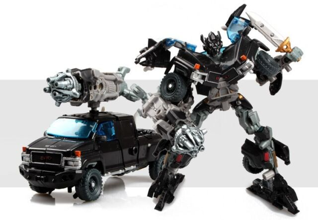 Best Transformers Toys And Action Figures : Transformers dotm human alliance ironhide robot action