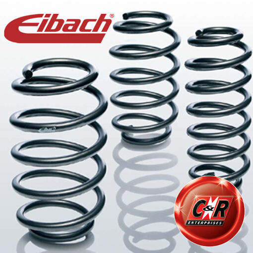VW Sharan (7M8, 7M9, 7M6) 1.8T, 2.0 05/95-03/10 Eibach Pro-Kit