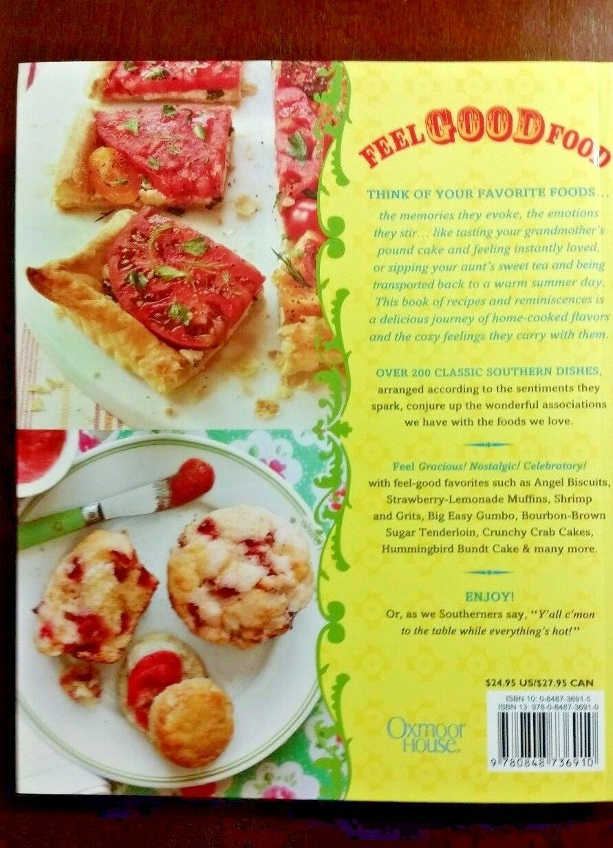 Southern living feel good food simple and satisfying recipes southern living feel good food simple and satisfying recipes with a fresh twist by southern living magazine editors 2013 paperback ebay forumfinder Image collections
