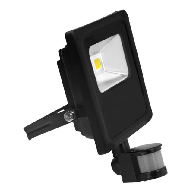 Slimline ip65 led pir motion sensor smd floodlight outdoor security picture 4 of 4 aloadofball Image collections