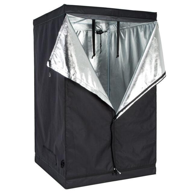 24 x24 x48  Indoor Grow Tent Room Reflective 600D Mylar Hydroponic ...  sc 1 st  eBay & 24